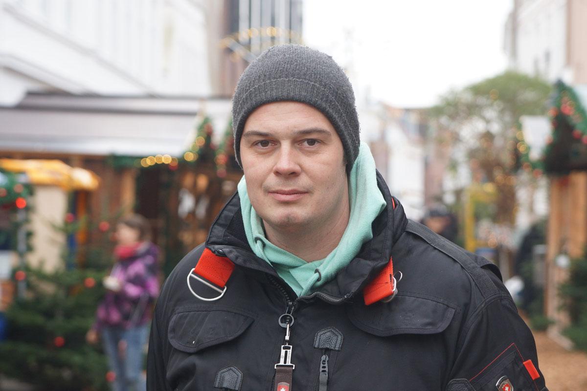 Sebastian Hagen Foto: Fischer