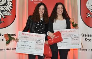Mascha und Seija Ballhaus gehören zu den Förderpreisgewinnern