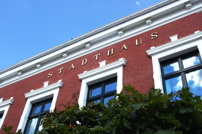 Stadthaus Bad Oldesloe Foto: Finn Fischer