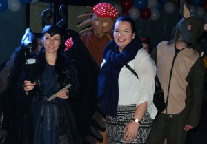 Carlotta Camejo (Stormarnlive) übergibt den ersten Preis