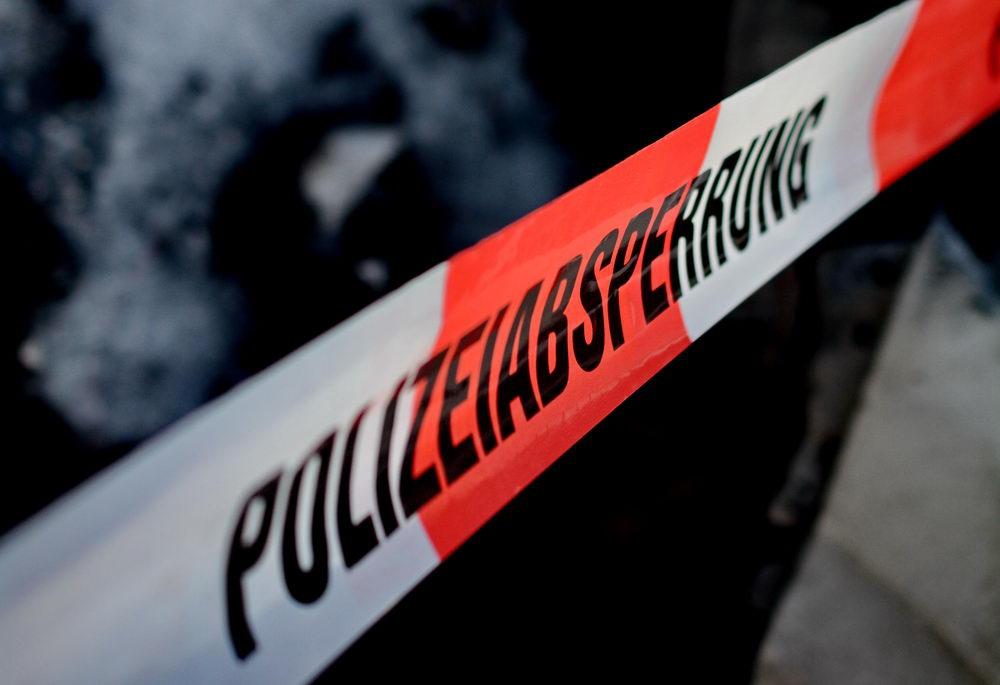 Symbolfoto: Polizeiabsperrung
