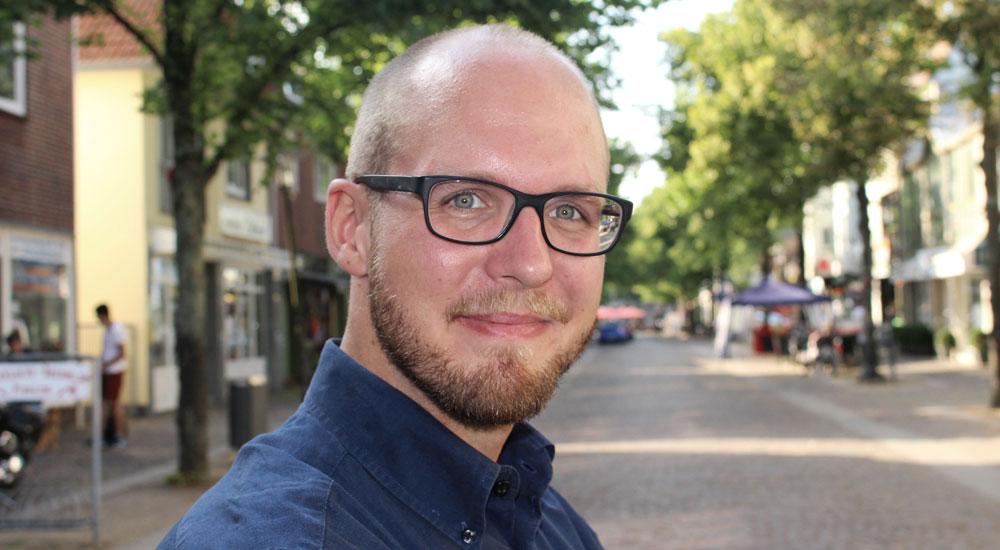 Tobias von Pein (SPD). Foto:hfr