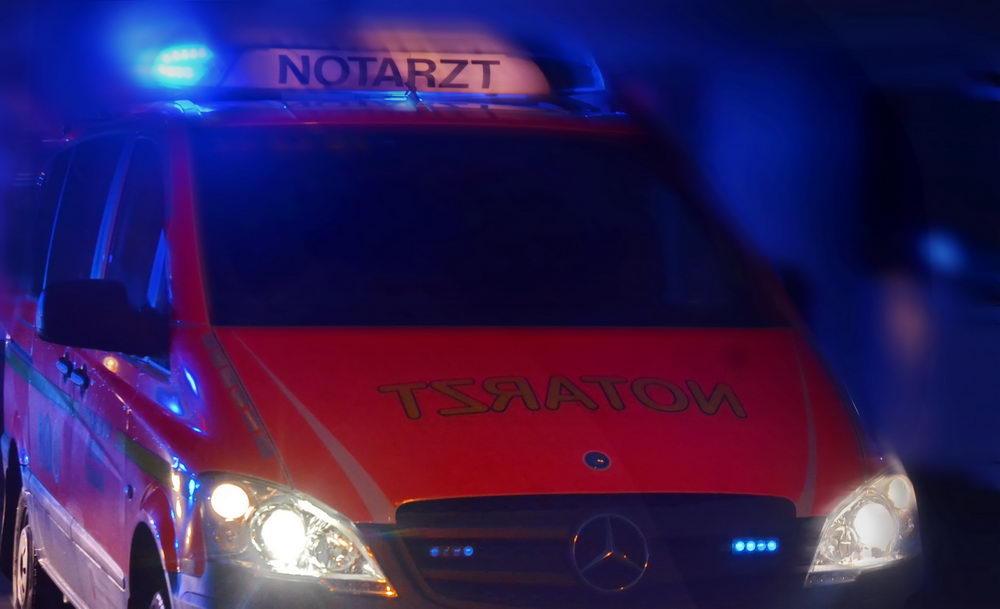 Notarzt im Einsatz: Symbolfoto Stormarnlive