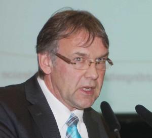 Hans-Jürgen Köhnke von der Kriminalinsprektion Bad Oldesloe. Foto: Fischer