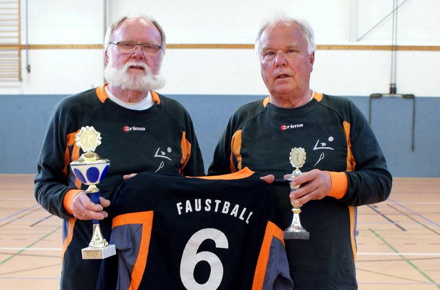 Die Reinfelder Faustballer suchen neue Mitspieler. Foto: Preußen Reinfeld