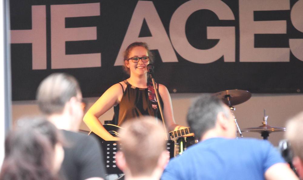 Singer-Songwriterin Maike Starp