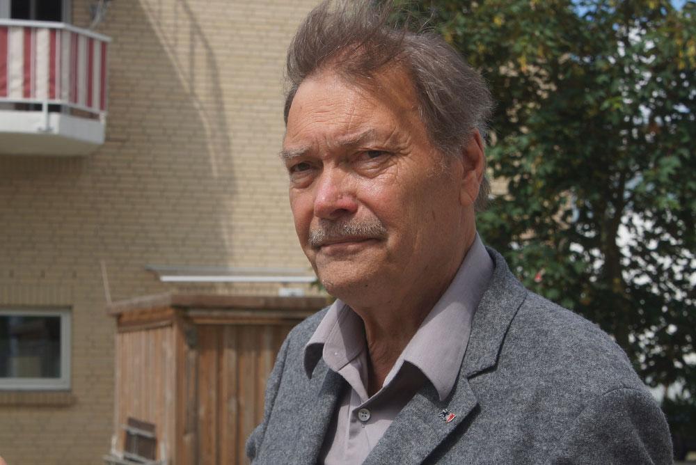 Gerd-Günter Finck setzte sich für die Familie ein. Foto: Fischer