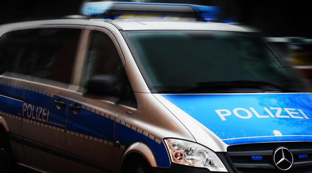 Polizei im Einsatz Foto: SL Archiv