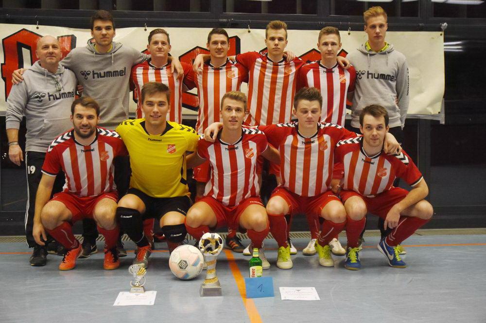Siegerfoto : SV Eichede II