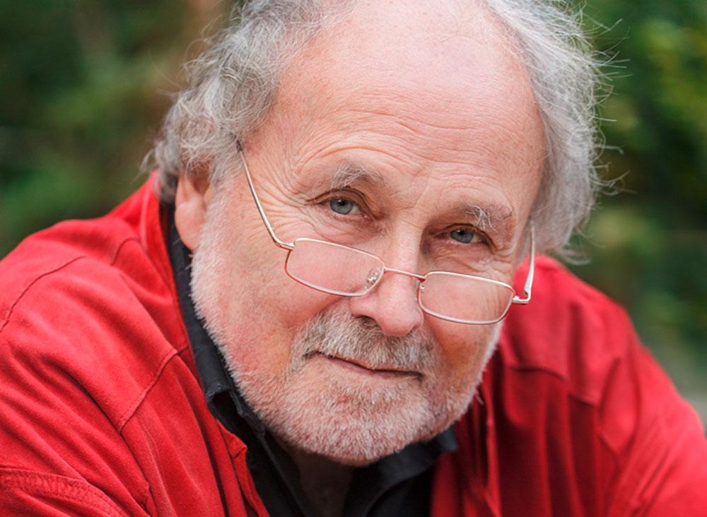 Profi-Querulant Hans Scheibner. Foto: hfr