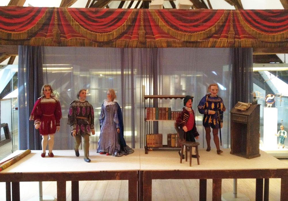 Figurentheaterfestival in Reinbek. Foto: hfr