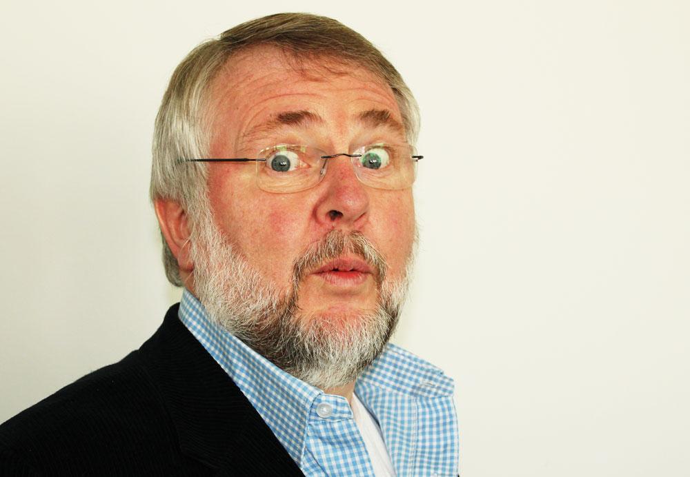 Gerd Spiekermann. Foto: hfr