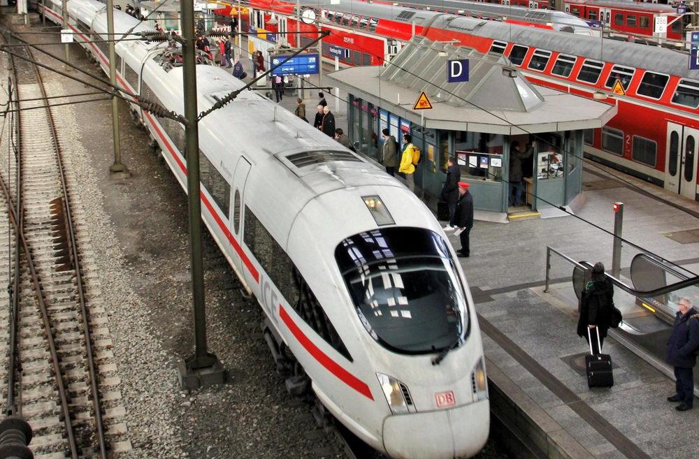 Symbolfoto:  Deutsche Bahn AG / Wolfgang Klee/hfr