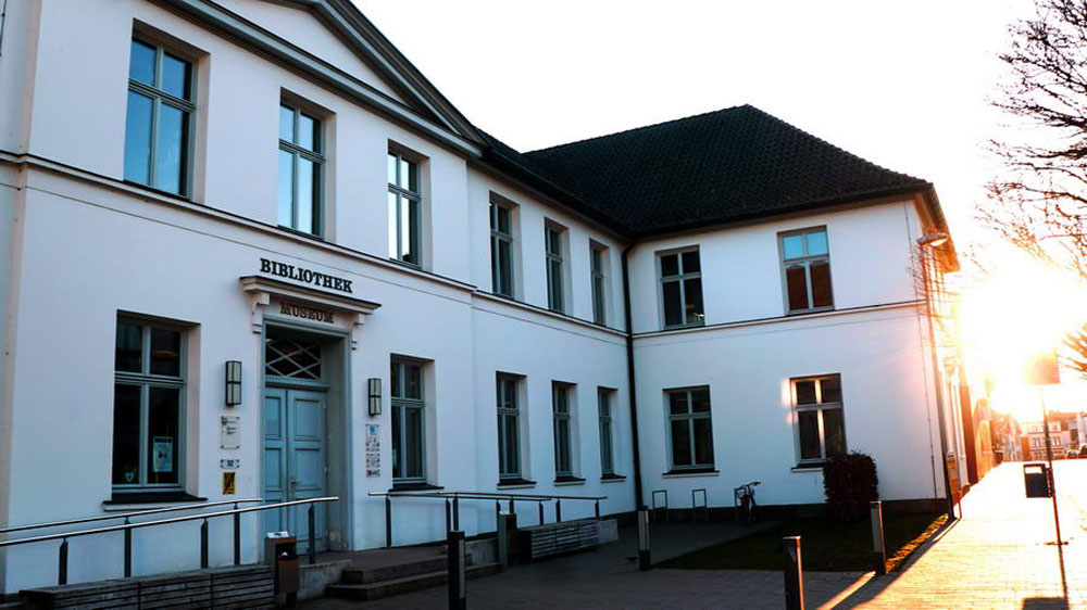 Die Oldesloer Stadtbücherei. Foto: stormarnlive.de
