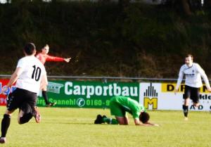 Am Wochenende verlor der VfL gegen den SSV Pölitz Foto: SL