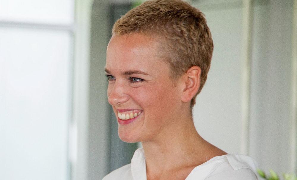 Vogt zieht ins Atelier Foto: Polina