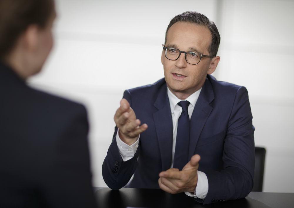 Bundesjustizminister Heiko Maas. Foto: Phototek/Thomas Köhler