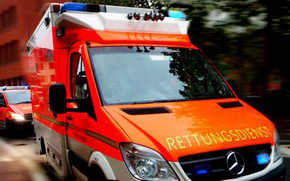 Rettungswageneinsatz (Symbolfoto)   Foto: stormarnlive.de
