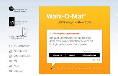 Wahlomat Kiel