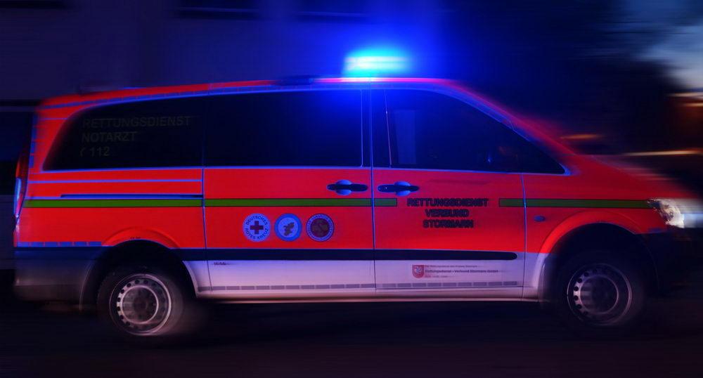 Polizeieinsatz in Bargteheide: Rettungskräfte angegriffen