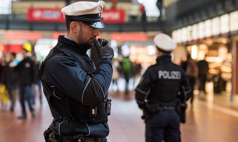 Bundespolizei Hauptbahnhof