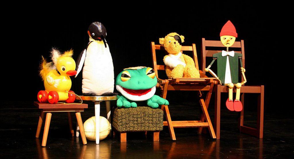 Fünfter Sein Kindertheater Im Kub